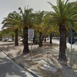 Work for improvement of the green in Piazza degli Arcipelaghi - Poetto (Cagliari,Italy) collaboration with Studio Tecnico Marras Gianfranco + Cooperativa Primavera 83