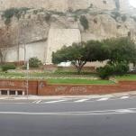 Working for the improvement of green in the garden between Via Badas and Viale Regina Elena (Cagliari) - collaboration with Studio Tecnico Marras Gianfranco + Cooperativa Primavera 83