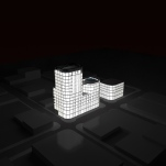 3d visualization for OAB Office of Architecture Barcelona - Miami Design District (Miami,USA)