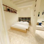 Interior design for rents rooms (Cagliari, Italy)