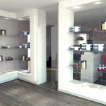 3d visualization and rendering for Archingegno S.r.l. (Forte Village, S. Margherita di Pula, Italy)
